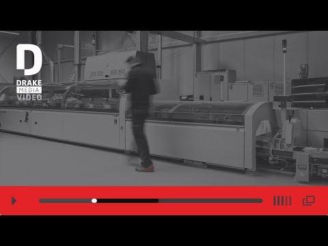 Drake Media GmbH – Klebebinder KM 610 A