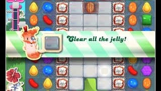 Candy Crush Saga Level 194 walkthrough (no boosters)