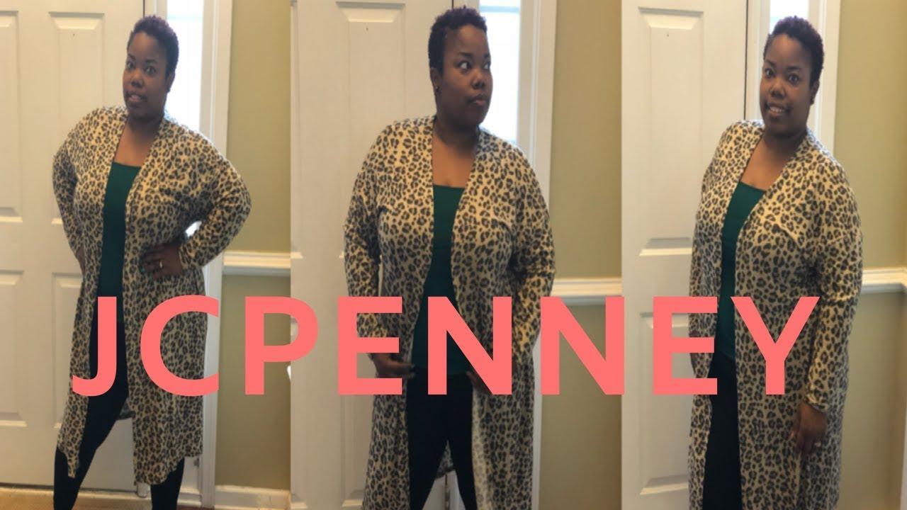 2018 Plus Size Fall Haul Feat Jcpenney Worthington Boutique