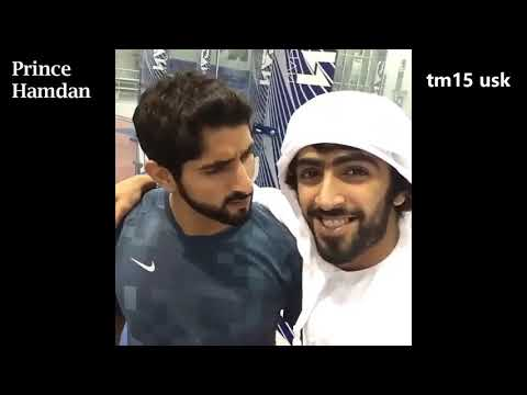 Funny Moment Of Prince Hamdan (Fazza) on InstaStory