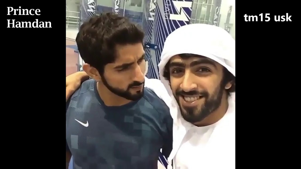 Funny Moment Of Prince Hamdan (Fazza) on InstaStory