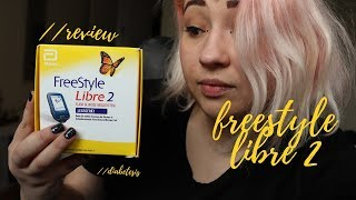 Freestyle Libre 2 with Alarms  //   Review   // diabetesis