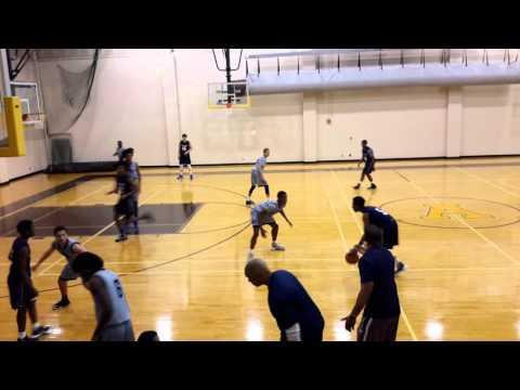 Moneyball East vs ASAP Blazers 17U 2016