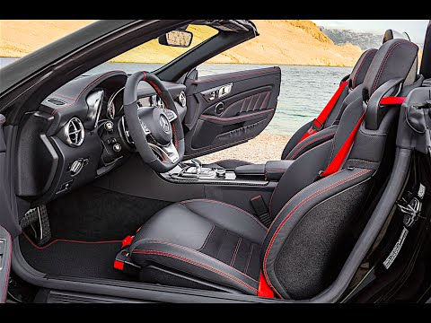 Mercedes SLC INTERIOR 2016 OFFICIAL New Mercedes SLK INTERIOR 2017 CARJAM TV HD