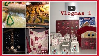 VLOGMAS 1/Kalendarze adwentowe i 4 lata kanału