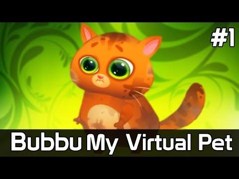 Bubbu My Virtual Pet [#1] NOWY Kotek Po POLSKU