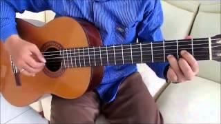 Belajar Kunci Gitar Peterpan Kukatakan Dengan Indah Intro