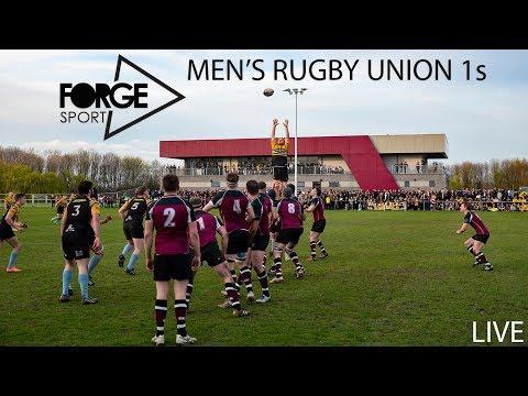 Varsity 2018 LIVE: Men's Rugby Union 1s