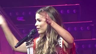 Jenni Vartiainen - Turvasana LIVE @ Hartwall Arena, Helsinki, Finland 16.11.2018