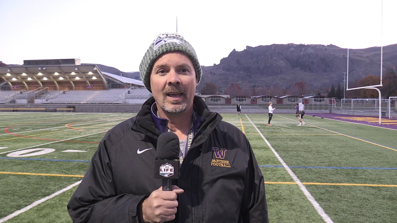Wenatchee Coach Scott Devereaux on Playoff Game 2019-11-01