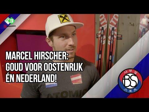 Topskiër Marcel Hirscher was bijna voor Nederland uitgekomen! - Bureau Korea
