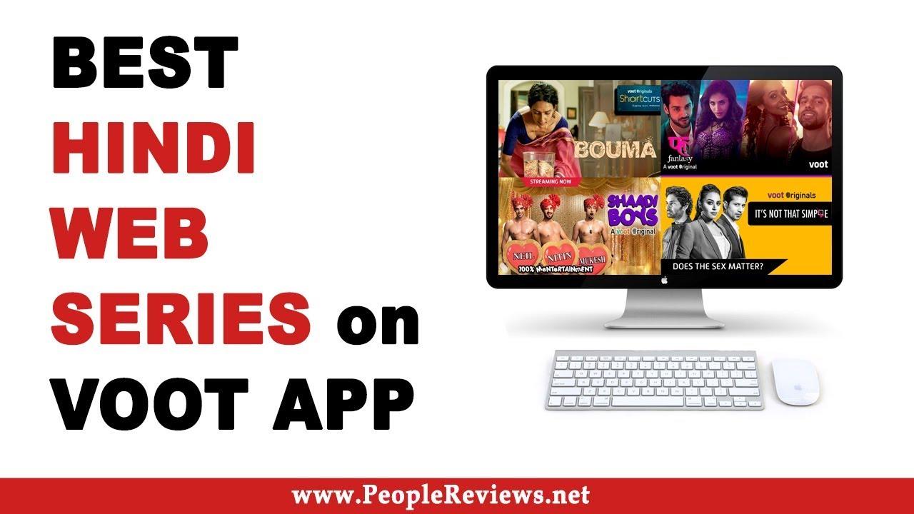 Best Voot Original Web Series in Hindi