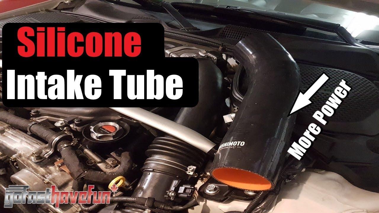 Nissan 350Z Mishimoto Intake Tube Installation   AnthonyJ350