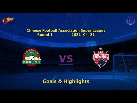 Henan Jianye Shenzhen Goals And Highlights