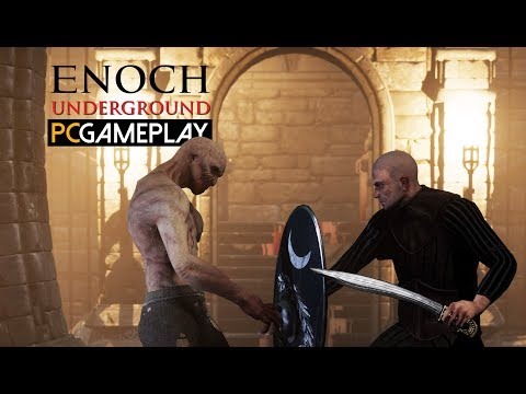 Enoch: Underground Gameplay (PC HD)