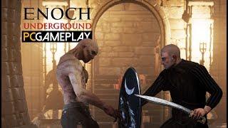 Enoch: Underground Gameplay (PC HD)