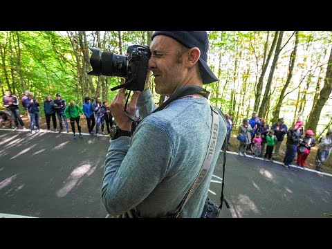SECRETS OF A PRO CYCLING PHOTOGRAPHER - JERED GRUBER