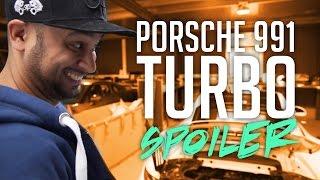 JP Performance - Porsche 991 Turbo | Spoiler