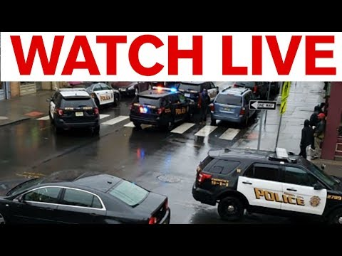 Jersey City shooting: Multiple people dead inside supermarket