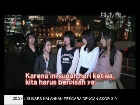 [FULL] EP 4 JKT48 & AKB48 Team 8 @ JAPAN TRY JAK TV 170129