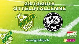 20.10.2018 JyPK - TPS Naisten Liiga