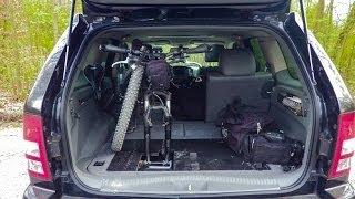 bike transport im auto bike transport in car. Black Bedroom Furniture Sets. Home Design Ideas