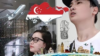 Singapore Vlog | Hotel Room Tour and Pasalubong!!