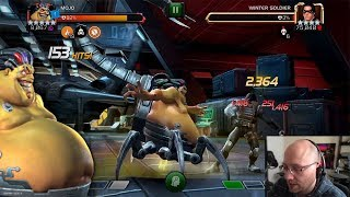 Mojo vs RoL - First Impressions | Marvel Contest of Champions