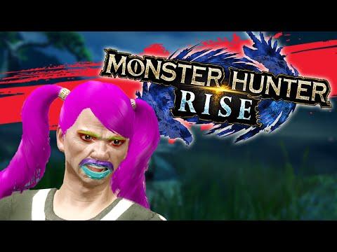 Monster Hunter Rise - C'EST MOCHE