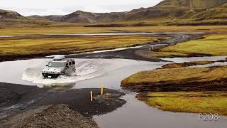 Iceland 4x4 Tour | Langisjor  (F235) - Landmannalaugar (F208)