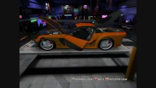 Juiced 2 PC Tokyo Drift Cars