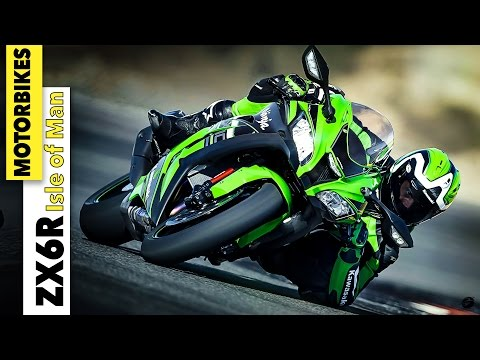 TT 2017 Kawasaki Ninja ZX-6R - Tourist Trophy Isle Of Man TT - Time  BATTLE [GOMMEBLOG]