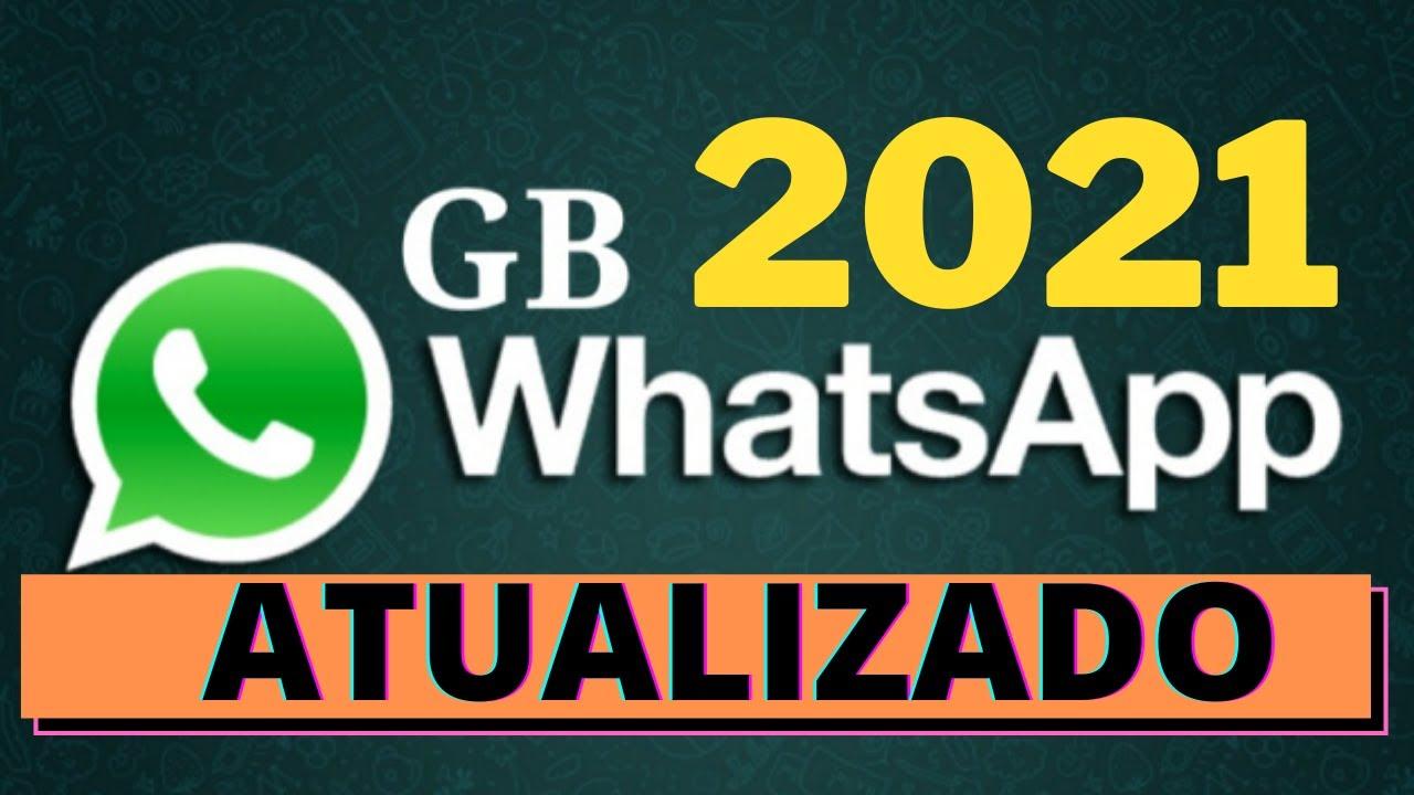 Gbwhatsapp Atualizado 2021 Saiu Como Baixar E Instalar Whatsapp Gb 2021 Atualizado Em 2021 Criar Apps