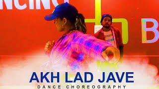 Gambar cover Akh Lad Jaave Dance 2019 | Dancing Buff | Sumit Tonk Sam