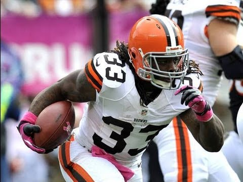 BREAKING NEWS: Trent Richardson Traded To The  Indianapolis Colts