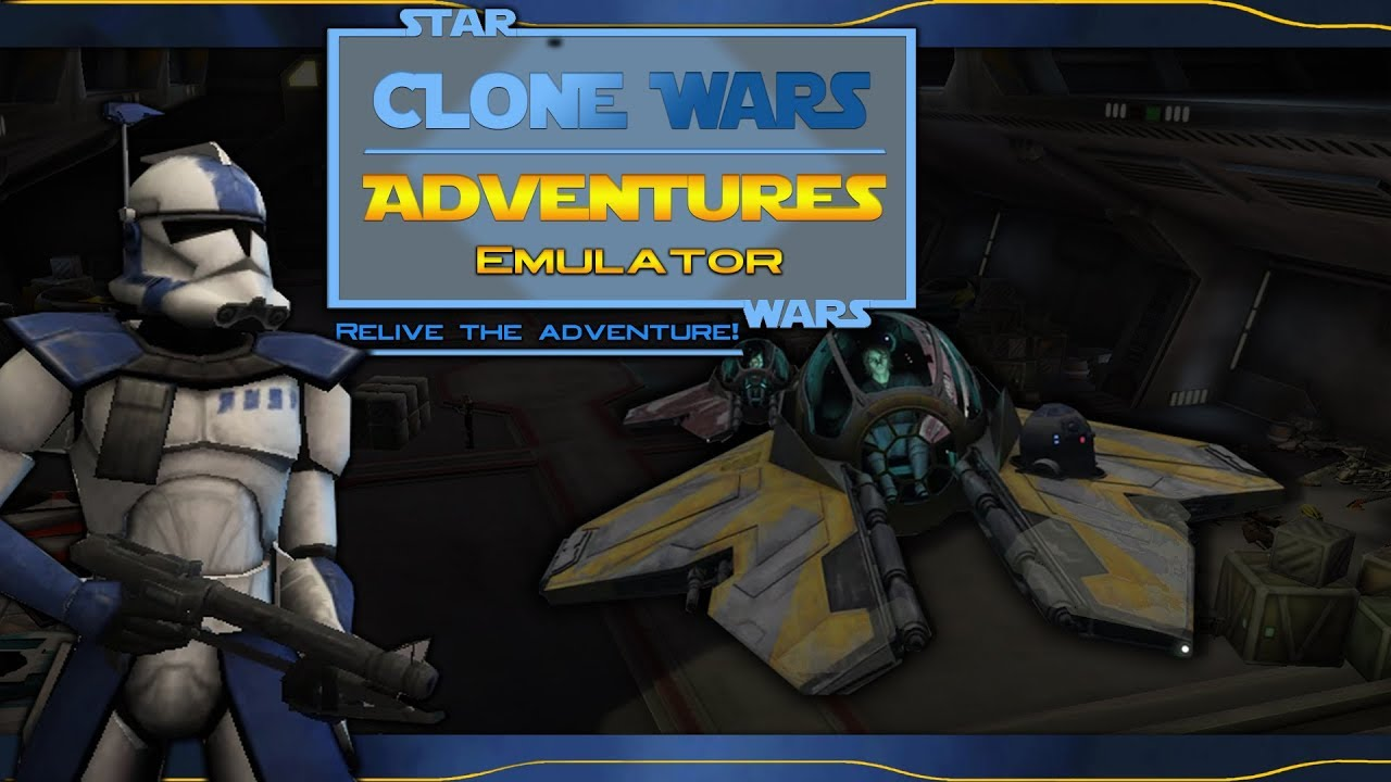 clone wars adventures emulator big updates new weapons vehicles