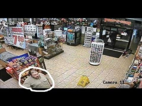 Pump and Shop Hit and Run