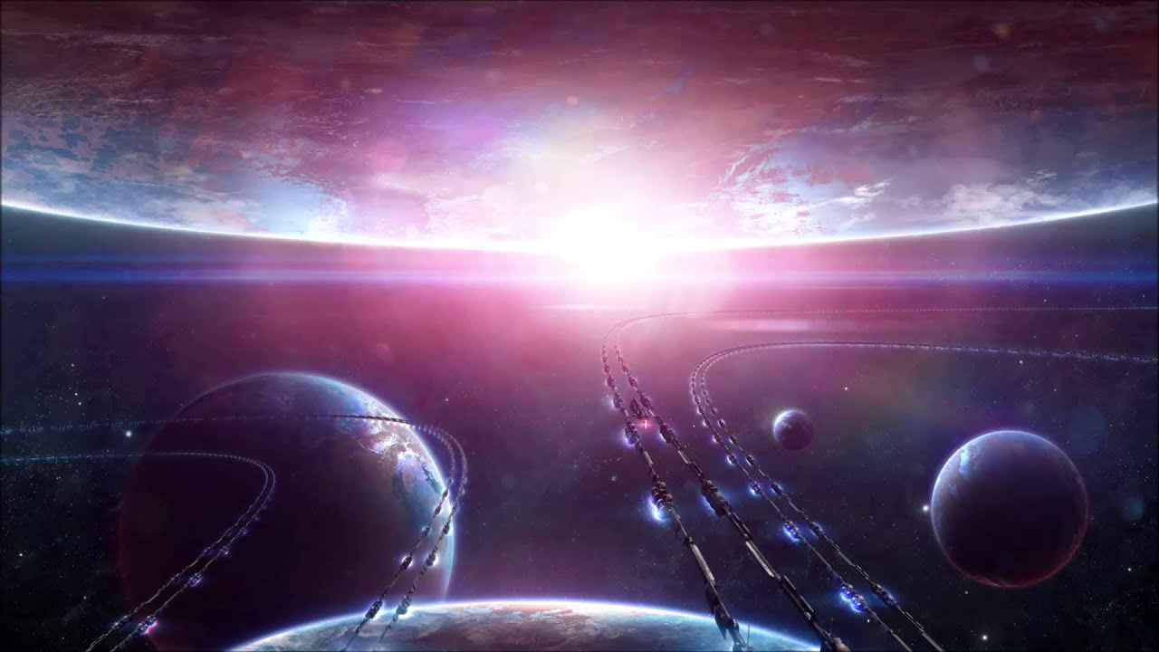 in space транс: