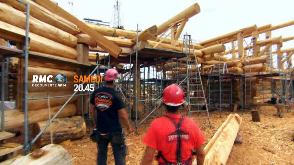 20h45 samedi 5 septembre les constructeurs de l for Constructeur de chalet bois