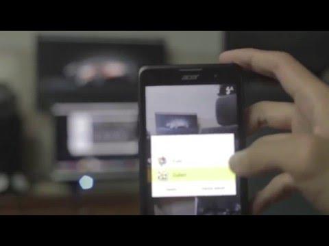 Buka dan review handphone ACER LIQUID Z520