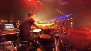 Yasuhiro Mizuno Drum Cam - SABER TIGER - Hatecrime - Hammer Ball 20...