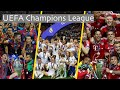UEFA Champions League - one of the most prestigious tournaments in the world