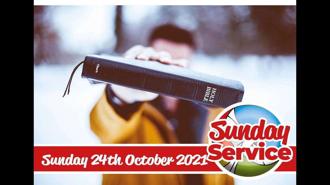 Sunday 24th October 2021