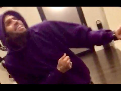 Chris Brown NAILS The U Name It Challenge! #unameitchallenge