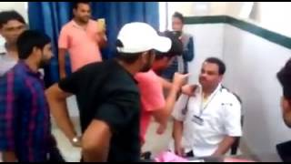 Doctor Attacked By Patient | Exclusive Video | Sawai Madhopur | Rajasthan