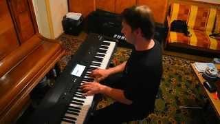Whitney Houston - All At Once Instrumental [Korg Krome]