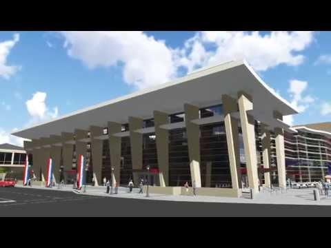 Mayo Civic Center Virtual Tour - 2017 Expansion
