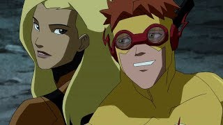 Kid Flash & Artemis:A love that will last forever/AMV/Supergirl