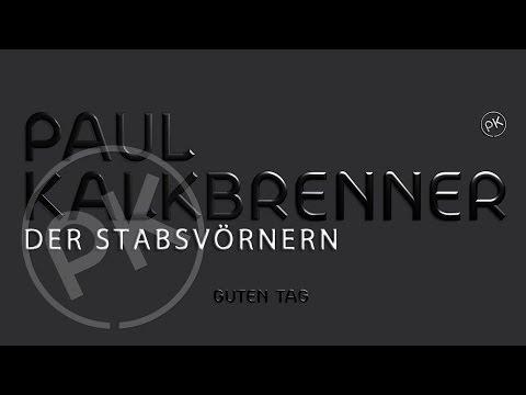 Paul Kalkbrenner - Der Stabsvörnern 'Guten Tag' Album (Official PK Version)