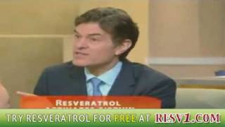 Resveratrol Supplements | Lose Weight Live Longer Boost Energy | Anti Aging Discussed By Dr Oz